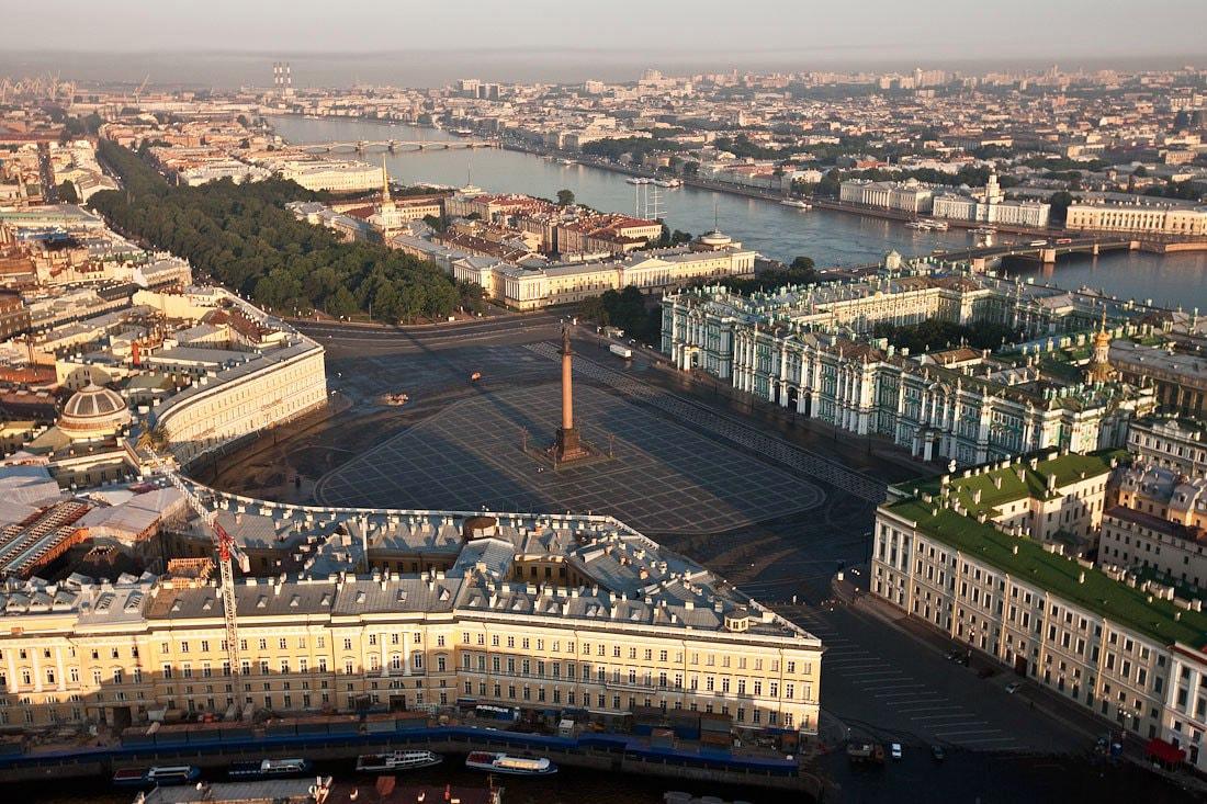 Предвыборная кампания в Петербурге проходит с нарушениями